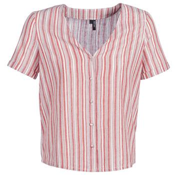 Oblačila Ženske Topi & Bluze Vero Moda VMESTHER Rdeča