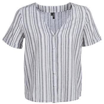 Oblačila Ženske Topi & Bluze Vero Moda VMESTHER Bela