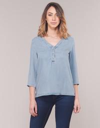 Oblačila Ženske Topi & Bluze Vero Moda VMTRUDY Modra