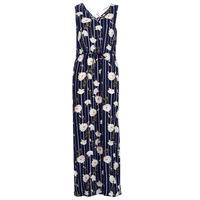 Oblačila Ženske Dolge obleke Vero Moda VMSIMPLY Modra