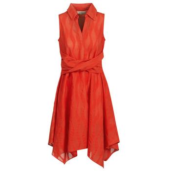 Oblačila Ženske Kratke obleke Derhy EMBARCATION Rdeča