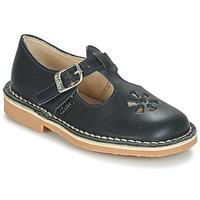 Čevlji  Otroci Balerinke Aster DINGO Modra