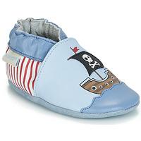 Čevlji  Dečki Nogavice za dojenčke Robeez PIRATE'S BOAT Modra