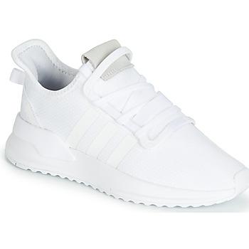 Čevlji  Moški Nizke superge adidas Originals U_PATH RUN Bela