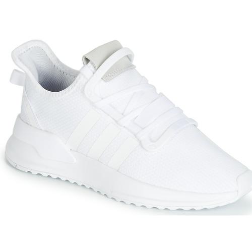 Čevlji  Nizke superge adidas Originals U_PATH RUN Bela