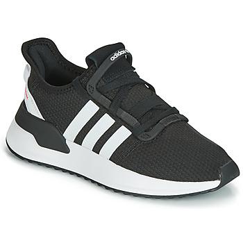 Čevlji  Otroci Nizke superge adidas Originals U_PATH RUN J Črna