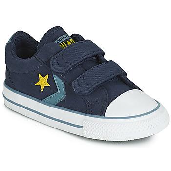 Čevlji  Dečki Nizke superge Converse STAR PLAYER 2V CANVAS OX Modra