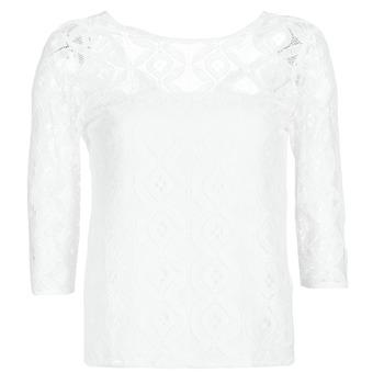 Oblačila Ženske Topi & Bluze Betty London CONSTANCE Bela