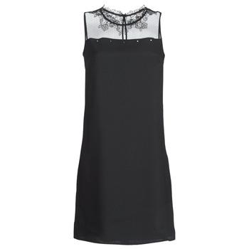 Oblačila Ženske Kratke obleke One Step TINA Črna