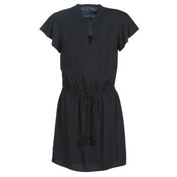 Oblačila Ženske Kratke obleke Ikks BN30035-02 Črna