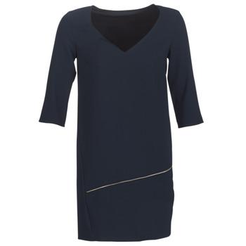 Oblačila Ženske Kratke obleke Ikks BN30305-49 Modra