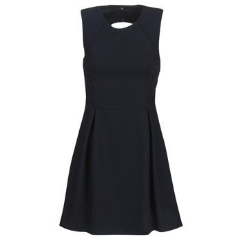 Oblačila Ženske Kratke obleke Ikks BN31035-549 Modra