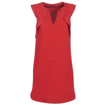 Oblačila Ženske Kratke obleke Ikks BN31075-36 Rdeča