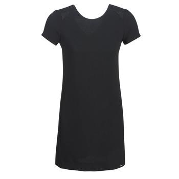 Oblačila Ženske Kratke obleke Ikks BN30105-02 Črna