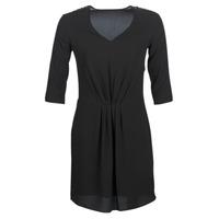 Oblačila Ženske Kratke obleke Ikks BN30015-02 Črna