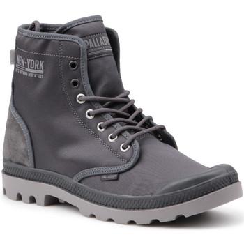 Čevlji  Moški Visoke superge Palladium Manufacture Pampa Solid Ranger 76013-075-M grey