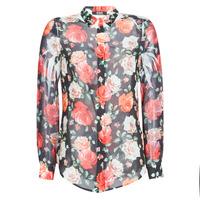 Oblačila Ženske Srajce & Bluze Guess CLOUIS Črna / Večbarvna