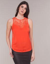 Oblačila Ženske Topi & Bluze Guess SCARLET Rdeča