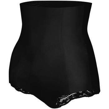 Spodnje perilo Ženske Spodnje hlačke za oblikovanje postave Julimex 341 LACE NOIR Črna