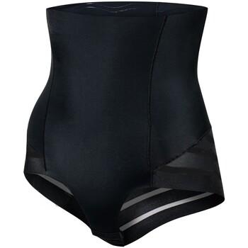 Spodnje perilo Ženske Spodnje hlačke za oblikovanje postave Julimex 141 MESH NOIR Črna