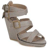Čevlji  Ženske Sandali & Odprti čevlji Feud WASP Taupe