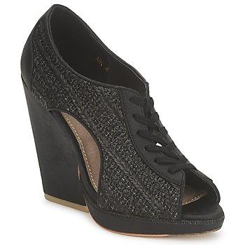 Čevlji  Ženske Nizki škornji Feud WHIP Črna