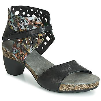 Čevlji  Ženske Sandali & Odprti čevlji Think ZEG Črna