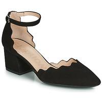 Čevlji  Ženske Sandali & Odprti čevlji Wonders MATTA Črna