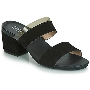 Čevlji  Ženske Sandali & Odprti čevlji Wonders ZAPAJO Črna