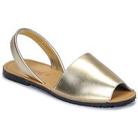 Čevlji  Ženske Sandali & Odprti čevlji So Size LOJA Pozlačena