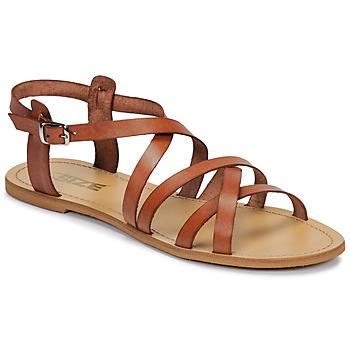 Čevlji  Ženske Sandali & Odprti čevlji So Size IDITRON Kostanjeva