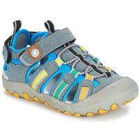 Čevlji  Dečki Športni sandali Gioseppo 43008 Siva / Večbarvna