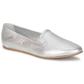 Čevlji  Ženske Mokasini Rochas RO18101 Silver