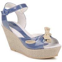 Čevlji  Ženske Sandali & Odprti čevlji Regard RAGE Modra