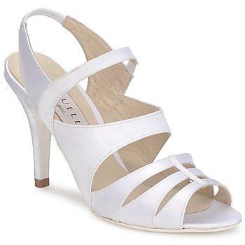 Čevlji  Ženske Sandali & Odprti čevlji Vouelle ELISA Bela