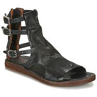Čevlji  Ženske Sandali & Odprti čevlji Airstep / A.S.98 RAMOS BRIDES Črna