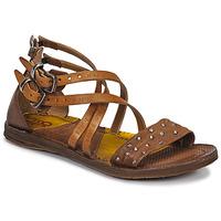 Čevlji  Ženske Sandali & Odprti čevlji Airstep / A.S.98 RAMOS CLOU Kamel