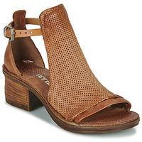 Čevlji  Ženske Sandali & Odprti čevlji Airstep / A.S.98 KENYA Kamel