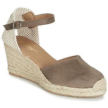 Čevlji  Ženske Sandali & Odprti čevlji Betty London CASSIA Taupe