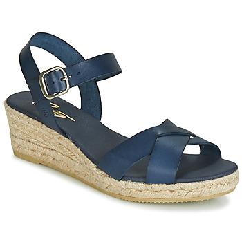 Čevlji  Ženske Sandali & Odprti čevlji Betty London GIORGIA Modra
