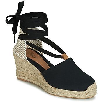 Čevlji  Ženske Sandali & Odprti čevlji Betty London GRANDA Črna
