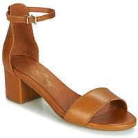 Čevlji  Ženske Sandali & Odprti čevlji Betty London INNAMATA Kamel