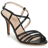 Čevlji  Ženske Sandali & Odprti čevlji Betty London JIKOTIPE Črna