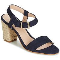 Čevlji  Ženske Sandali & Odprti čevlji Betty London JIKOTIFE Modra