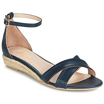 Čevlji  Ženske Sandali & Odprti čevlji Betty London JIKOTIVE Modra