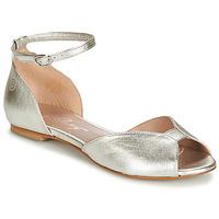 Čevlji  Ženske Sandali & Odprti čevlji Betty London INALI Srebrna