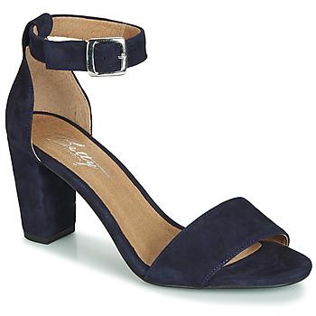 Čevlji  Ženske Sandali & Odprti čevlji Betty London CRETOLIA Modra