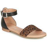 Čevlji  Ženske Sandali & Odprti čevlji Betty London JIKOTIRE Črna
