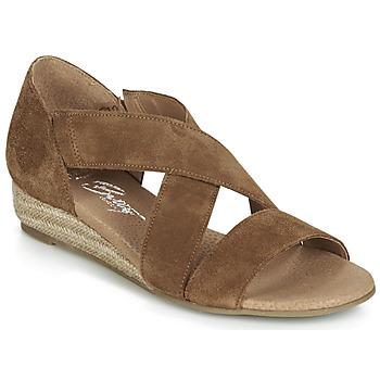 Čevlji  Ženske Sandali & Odprti čevlji Betty London JIKOTE Kamel