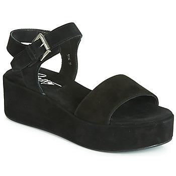 Čevlji  Ženske Sandali & Odprti čevlji Betty London JIKOTETE Črna
